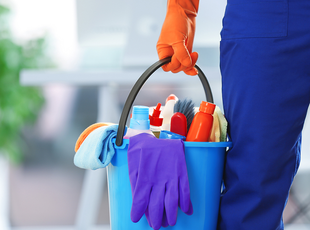 Building Cleaning And Disinfecting