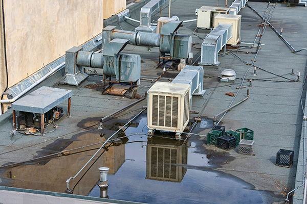 Commercial Water Damage RI